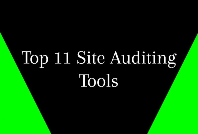 11 auditing tools