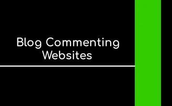 Blog-commenting Websites