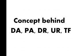 concept behind da pa