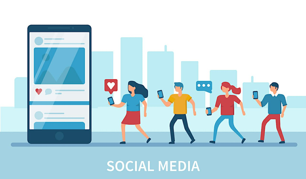 Drive more traffic by posting on Social Media.