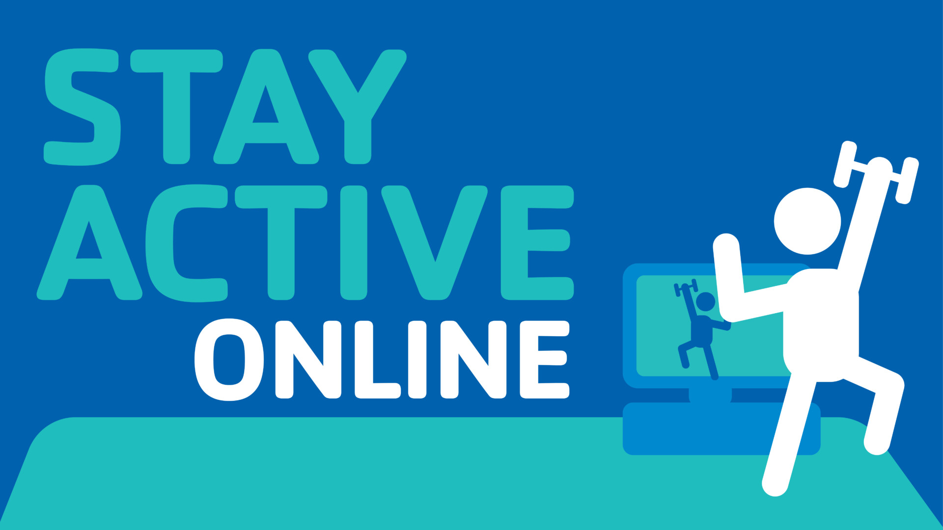 Stay active online