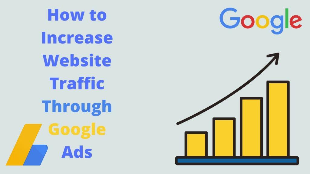 website traffic through google ads