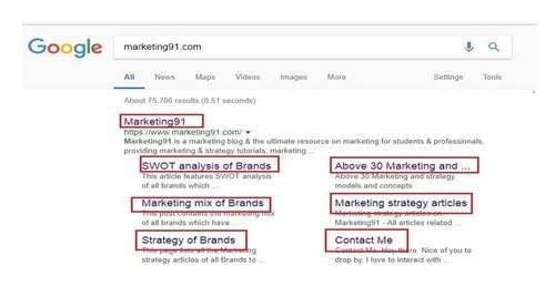 title tag issue - on-site seo problems