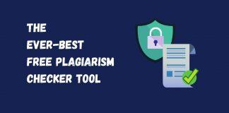 Free Plagiarism Checker Tool