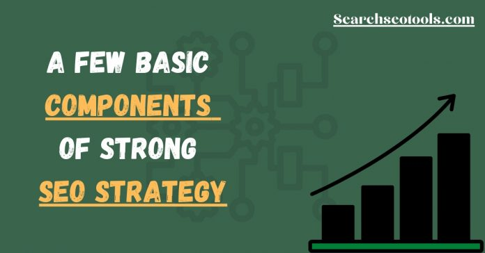 Strong seo strategy