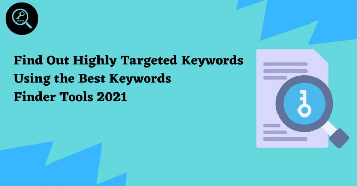 Best Keyword finder tool 2021