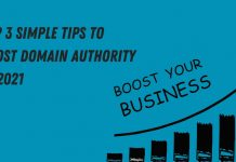 Boost Domain Authority