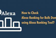 Alexa Ranking Tool