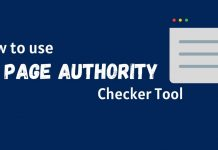 Page Authority Checker Tool