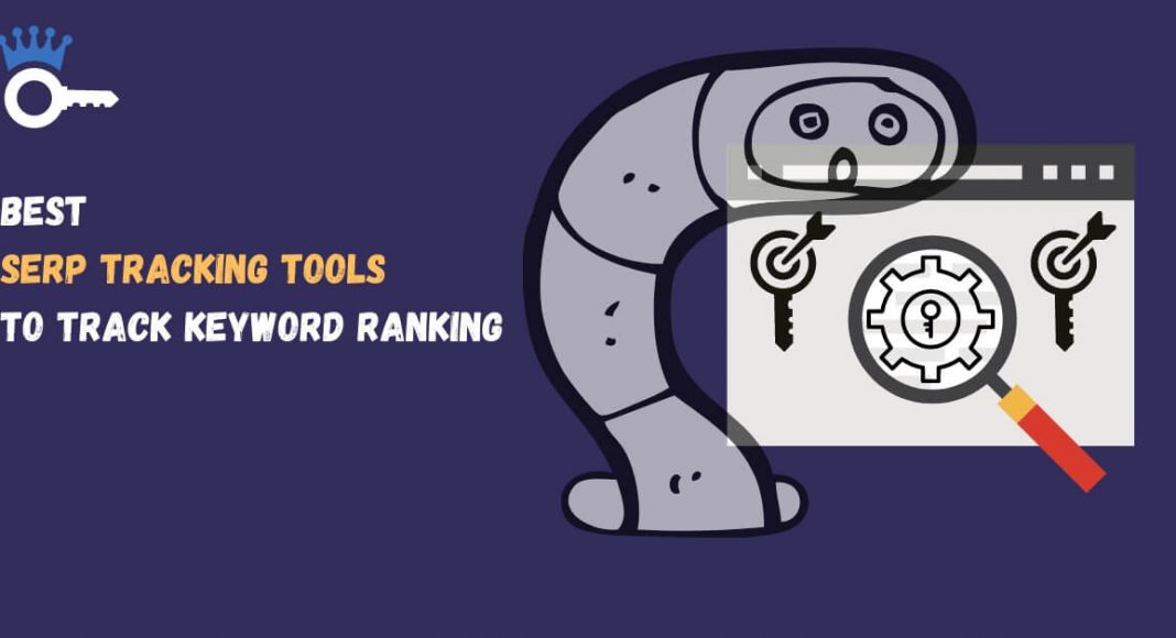 SERP Tracking tools
