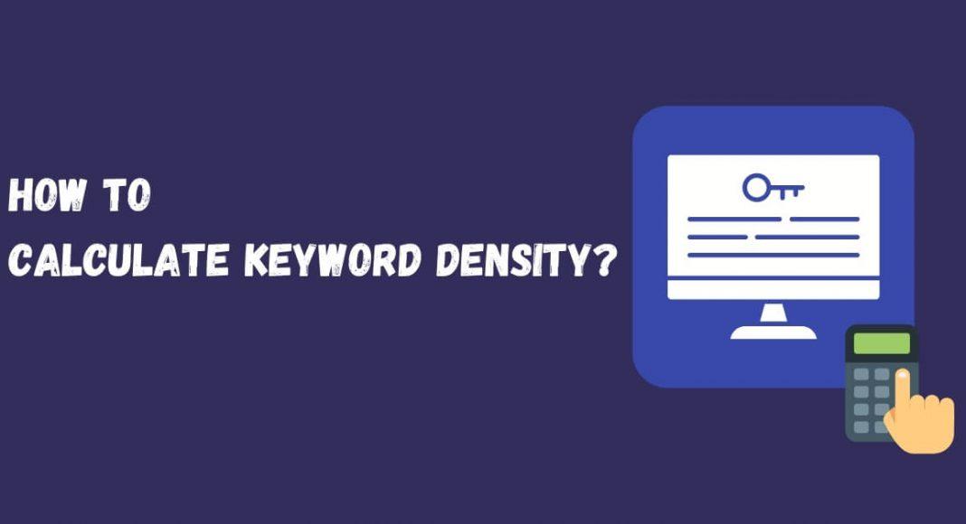 calculate keyword density